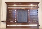 Billiards Scoring Cabinet by George Wright ~ SOLD