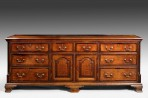 18th Century Oak Dresser Base ~ SOLD