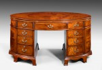 Fantastic Quality Oval Desk image 1