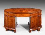Fantastic Quality Oval Desk image 3