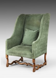Large Wing Armchair