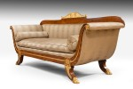 Antique Regency Settee/Sofa image 2