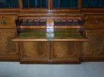 George III Breakfront Secretaire Bookcase