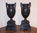 A Pair of 19th Century Townley Vases image 1