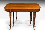 Regency Extending Dining Table