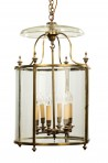 Large George III Hanging Lantern ~ SOLD