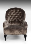 Victorian Button Back Chair image 1