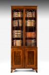 Regency Library Bookcase ~ SOLD