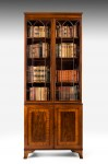 Regency Library Bookcase image 1