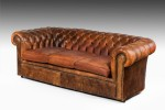 Leather Chesterfield image 2