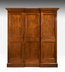 Gillows Design Triple Wardrobe