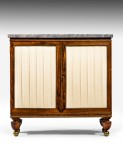 Antique Pair of Regency Cabinets image 2