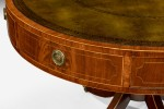 Antique George III Drum Table