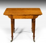 Early 19th Century Side Table image 1