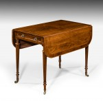 Regency Pembroke Table image 2