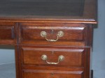 Antique Pedestal Desk image 3