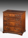 Small George III Chest of Drawers image 2