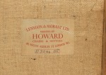 Howard & Son Two Seater Sofa Settee
