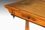 Regency Writing Table