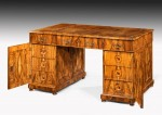 Unusual Pedestal Partners Desk