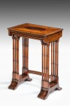 Antique Nest of Four Tables