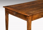 Large Oak Farmhouse Table image 2