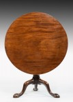 George III Tripod Table