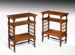 A Pair of Liberty Book Shelves