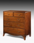 Regency Chest of Drawers image 1