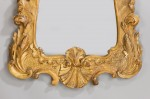 Antique Large Gilt Mirror image 3