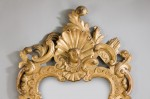 Antique Large Gilt Mirror image 2