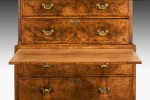 Queen Anne Walnut Tallboy