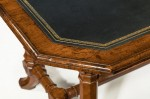 Antique Library Table by Holland & Sons