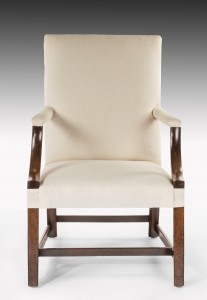 George III Gainsborough Armchair